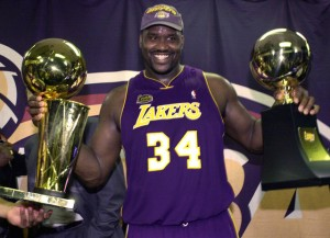 Shaquille O'Neal Speaking Fee