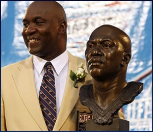 Thurman Thomas Speaker