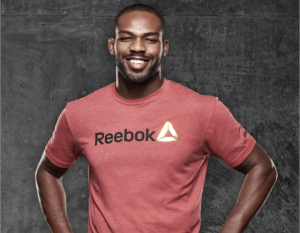 jon jones reebok commercial