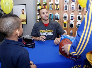 Stephen Curry Appearance