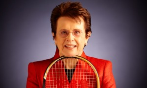 Billie Jean King, Tennis
