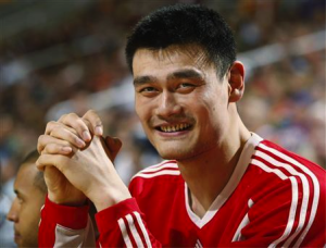 Yao Ming Guest Appearance