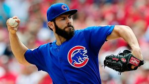 Jake Arrieta Speaking Fee