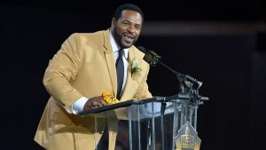 Jerome Bettis Appearance Fee