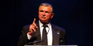 Mike Ditka Booking Fee