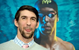 Michael Phelps Booking Agent