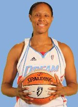 Chamique Holdsclaw Agent