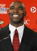 Charlie Strong Agent