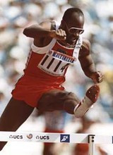 Edwin Moses Agent