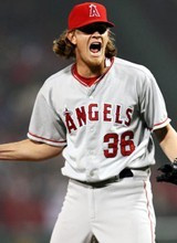 Jered Weaver Agent