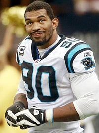 Julius Peppers Agent
