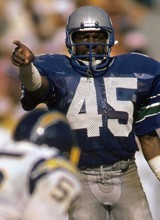 Kenny Easley Agent