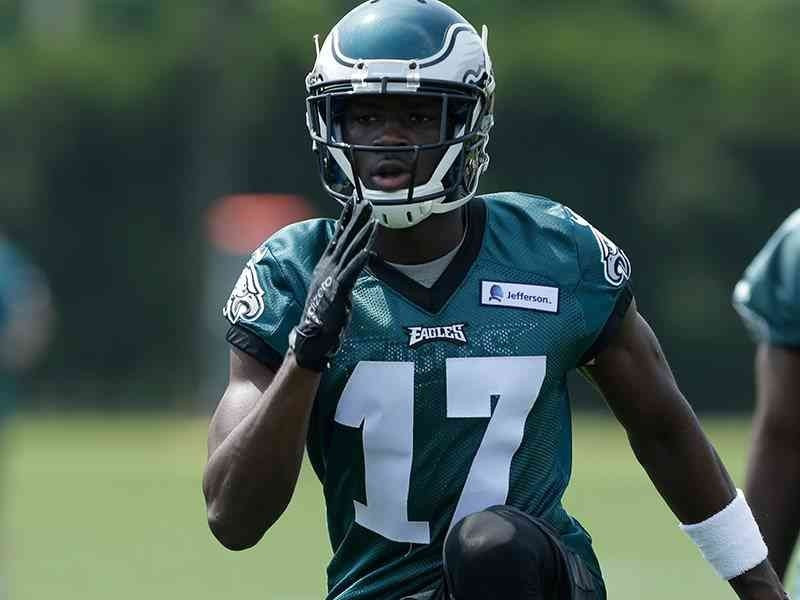 Nelson Agholor Agent