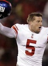 Steve Weatherford Agent
