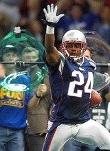 Ty Law Agent