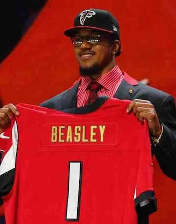 Vic Beasley Agent